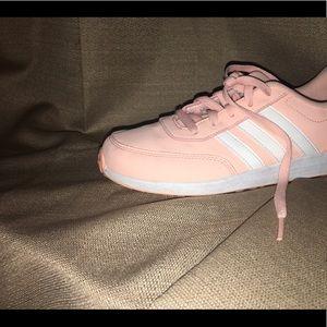 Girl Adidas shoes